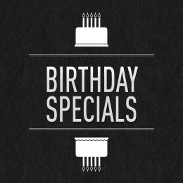 The Strike Paderborn Birthday Specials