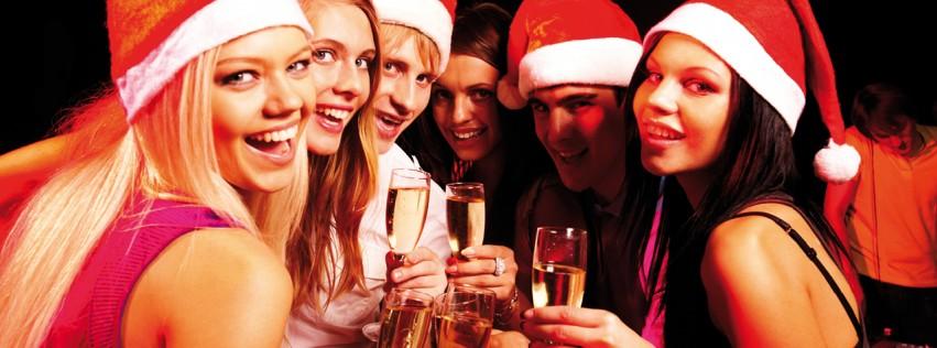 Weihnachtsfeier im The Strike Bielefeld