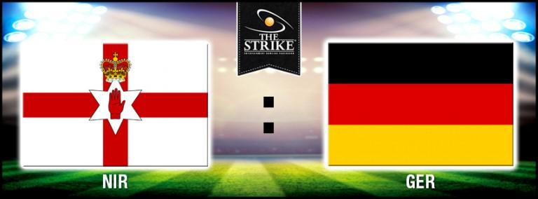 Übertragung Deutschland Nordirland